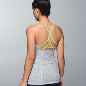 Lululemon We Are From Space Dance Warrior Tank